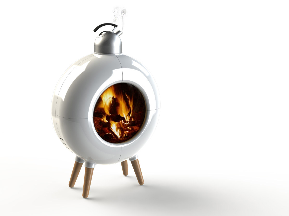 Warmtefront with teapot