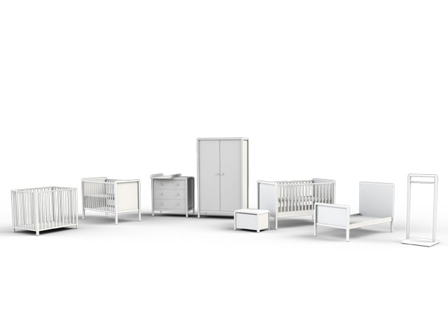 Noukies Chamonix furniture collection