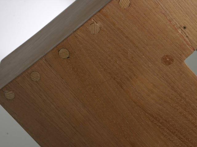 Wooden assemblies