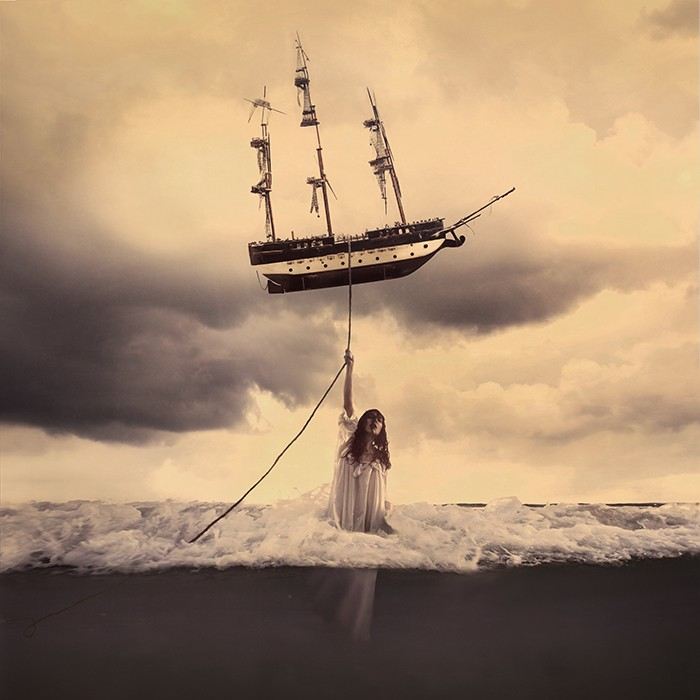 The Protector of Magic, by Brooke Shaden