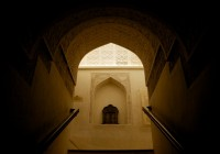 Jabreen Castle, the Imam s chambers - Oman